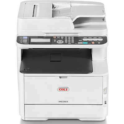 Image for OKI MC363DN MULTIFUNCTION COLOUR LED PRINTER A4 26PPM from Ross Office Supplies Office Products Depot
