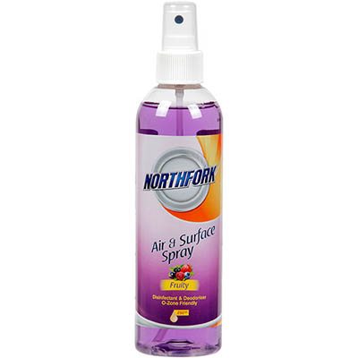 Image for NORTHFORK AIR FRESHENER FRUITY 250ML from Office Products Depot