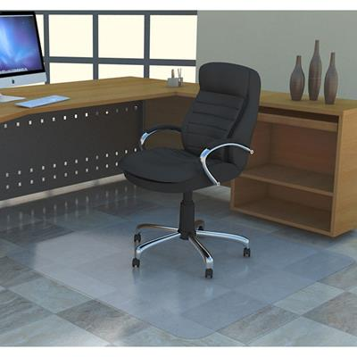 Image for MARBIG TUFFMAT CHAIRMAT POLYCARBONATE HARDFLOOR RECTANGULAR 1200 X 1500MM CLEAR from Office Products Depot