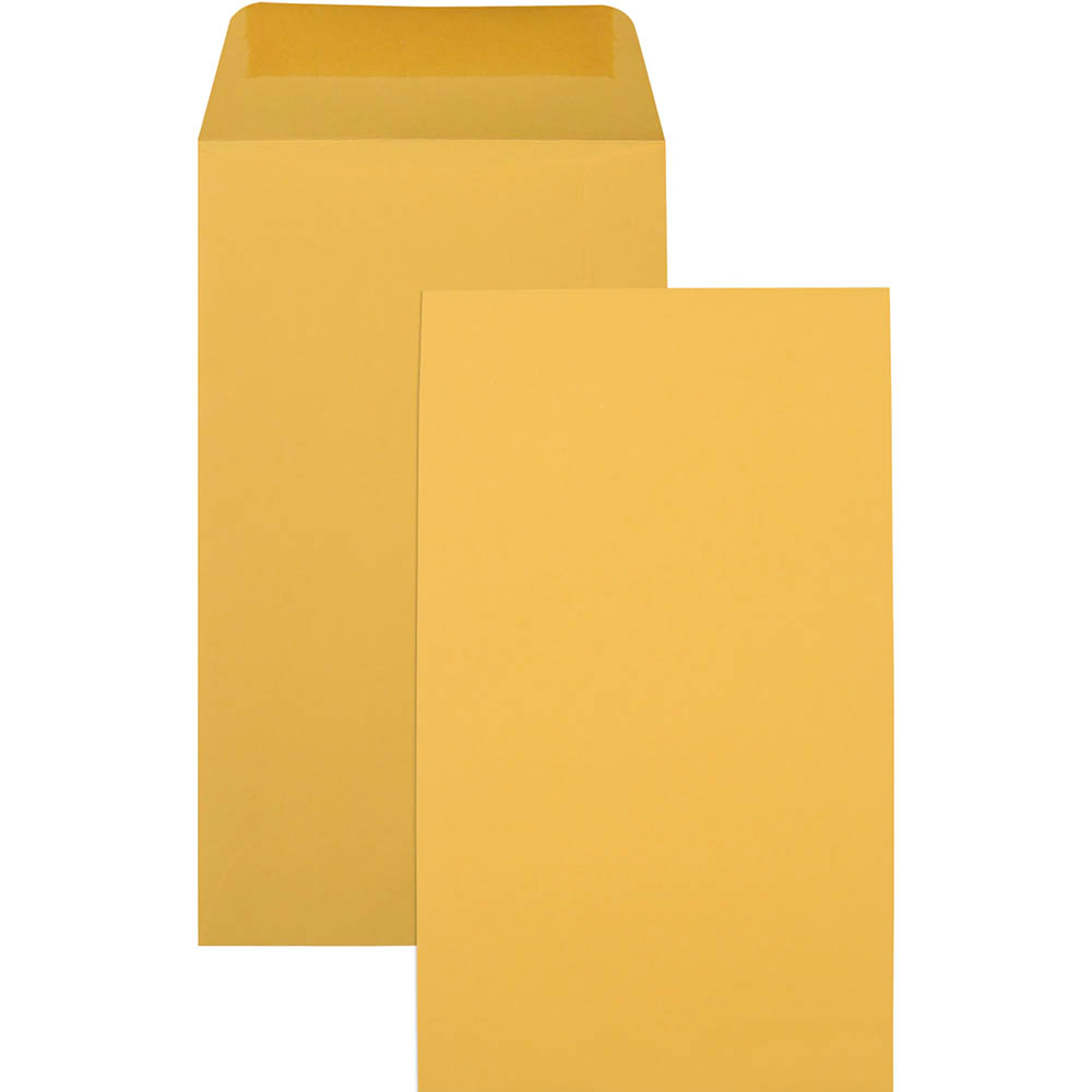 Image for CUMBERLAND P7 ENVELOPES SEED POCKET PLAINFACE MOIST SEAL 85GSM 145 X 90MM GOLD BOX 500 from Office Products Depot