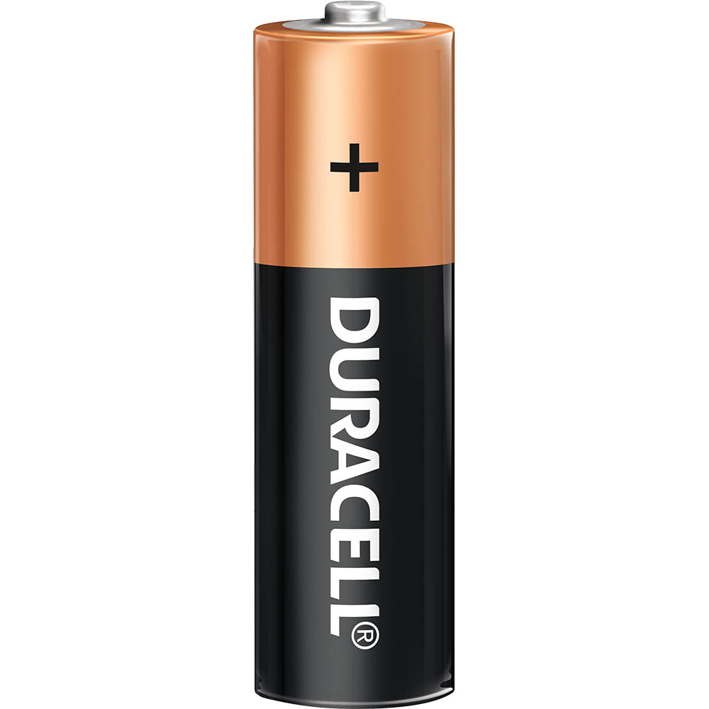 Image for DURACELL COPPERTOP ALKALINE AA BATTERY from Office Products Depot Macarthur
