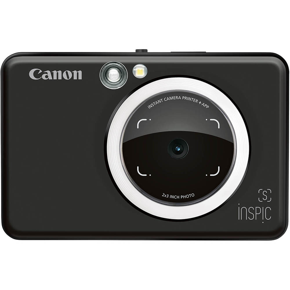 Image for CANON INSPIC S DIGITAL CAMERA AND PHOTO PRINTER MATTE BLACK from Office Products Depot Macarthur