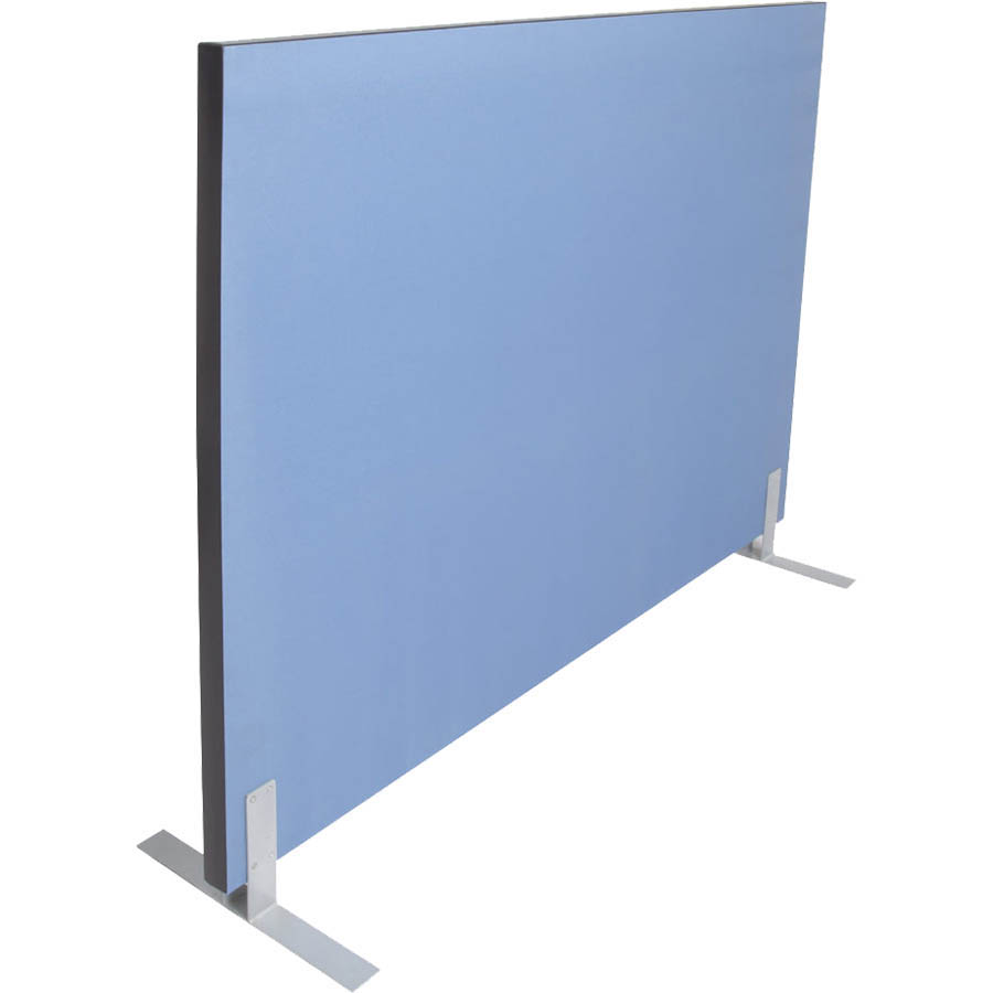 Image for RAPIDLINE ACOUSTIC SCREEN 1800 X 1800MM BLUE from Office Products Depot