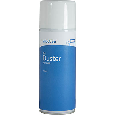 Image for INITIATIVE HFC FREE AIR DUSTER 400ML from Office Products Depot
