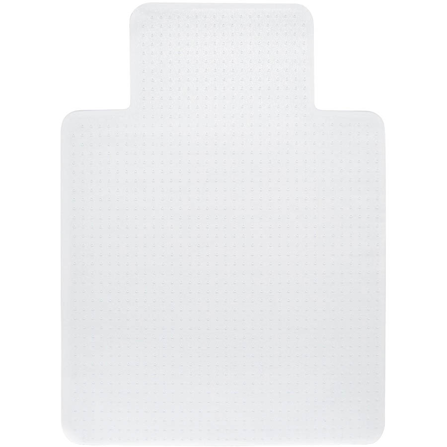 Image for RAPIDLINE CHAIRMAT PVC KEYHOLE MEDIUM PILE CARPET 1350 X 1140MM from Office Products Depot Macarthur