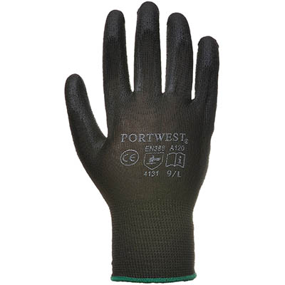 Image for PORTWEST A120 PU PALM GLOVE from Office Products Depot