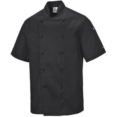 Image for PORTWEST C734 KENT CHEFS JACKET from Office Products Depot