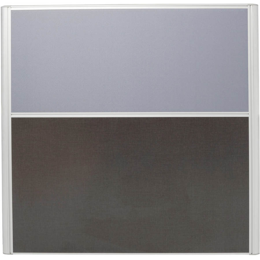 Image for RAPID SCREEN 1800 X 1250MM GREY from Office Products Depot