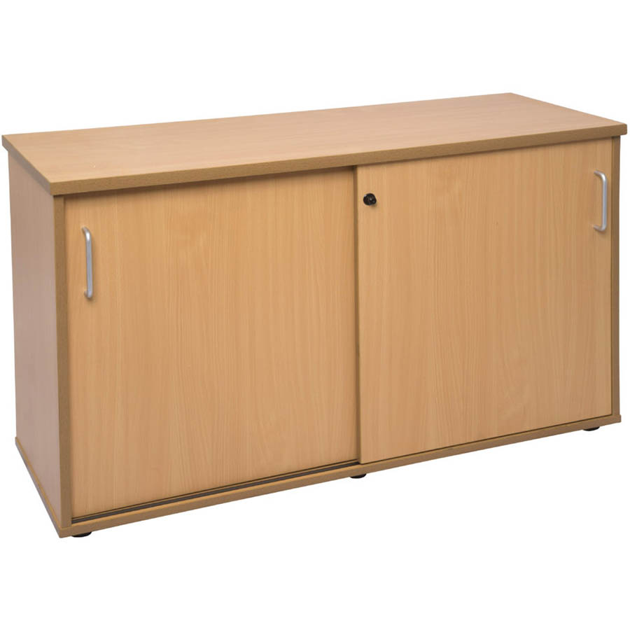 Image for RAPID SPAN CREDENZA 1200 X 450 X 730MM BEECH from Office Products Depot