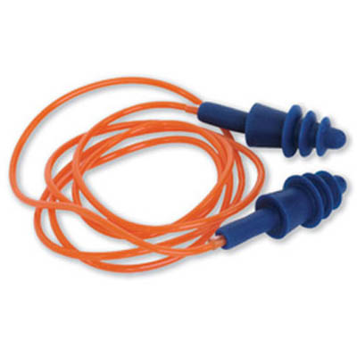 Image for ZIONS EPSC PROSIL REUSABLE CORDED EAR PLUGS from Office Products Depot