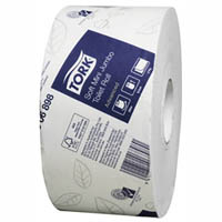 TORK 2306898 T2 TOILET TISSUE MINI JUMBO ADVANCED SOFT 2 PLY W920MM X L200M ROLL CTN 12