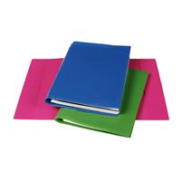 CONTACT BOOK SLEEVE 9 X 7 INCH ASSORTED SOLID