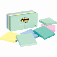 POST-IT 654-24APVAD NOTES 76 X 76MM MARSEILLE PACK 24