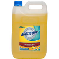 NORTHFORK LEMON DISINFECTANT HOSPITAL GRADE 5 LITRE