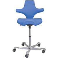 CAPISCO SADDLE CHAIR BLUE