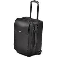 KENSINGTON SECURETREK LAPTOP OVERNIGHT ROLLER 17 INCH BLACK