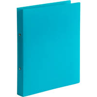 MARBIG SOFT TOUCH 2 RING BINDER A4 MARINE