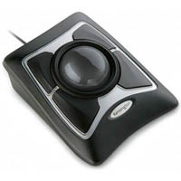 KENSINGTON EXPERT TRACKBALL MOUSE OPTICAL BLACK/GREY