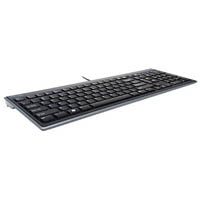 KENSINGTON ADVANCE FIT KEYBOARD WIRED BLACK