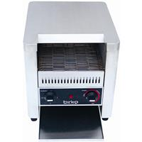 BIRKO CONVEYOR TOASTER STAINLESS STEEL