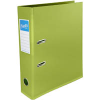 BANTEX LEVER ARCH FILE 70MM A4 OLIVE GREEN
