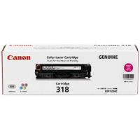 CANON CART318M LASER TONER CARTRIDGE MAGENTA