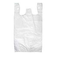 CAPRI CARRY BAGS LARGE WHITE PACK 250