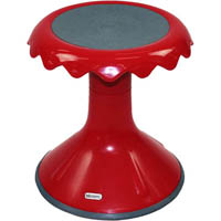 SYLEX BLOOM STOOL 310MM HIGH RED
