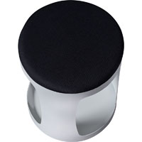 RAPIDLINE CONNECT 2 OTTOMAN BLACK/WHITE