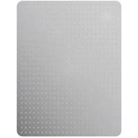 FLOORTEX CHAIRMAT POLYCARBONATE RECTANGULAR CARPET 1200 X 900MM