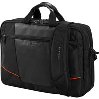 EVERKI FLIGHT CHECKPOINT FRIENDLY BRIEFCASE 16 INCH BLACK
