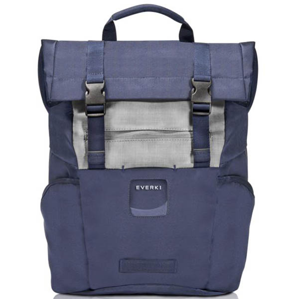 0a0efd6bee331 Image for EVERKI CONTEMPRO ROLL TOP LAPTOP BACKPACK 15.6 INCH NAVY from All  Business Office Products