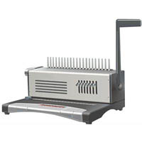 INITIATIVE COMB BINDING MACHINE A4