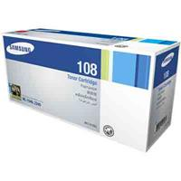 SAMSUNG MLT D108S TONER CARTRIDGE BLACK