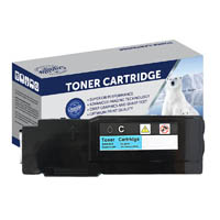 COMPATIBLE DELL 59212008 LASER TONER CARTRIDGE HIGH YIELD CYAN