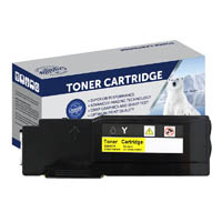 COMPATIBLE DELL 59212012 LASER TONER CARTRIDGE HIGH YIELD YELLOW