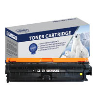 COMPATIBLE HP CE342A NO 651 LASER TONER CARTRIDGE YELLOW