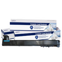 COMPATIBLE HP CF301A NO 827 LASER TONER CARTRIDGE CYAN