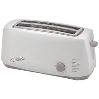 NERO TOASTER 4 SLICE WHITE