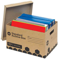 MARBIG 80020F ENVIRO ARCHIVE BOX CARTON 20