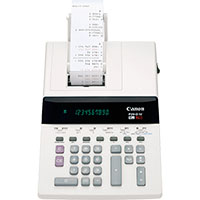 CANON P29DIV CALCULATOR 10 DIGIT 2 COLOUR PRINT HEAVY DUTY PRINTING