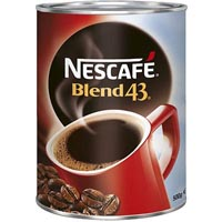 NESCAFE BLEND 43 COFFEE 500GM CAN